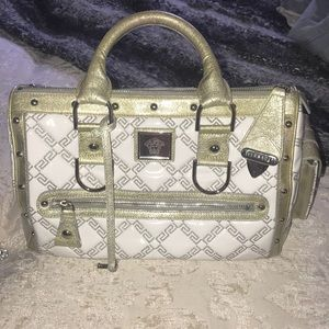 Authentic vintage Versace handbag